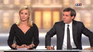 Laurence Ferrari dans le Debat Presidentiel - 02/05/12 - 03