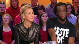 Laurence Ferrari dans le Grand Journal de Canal Plus - 03/02/12 - 07