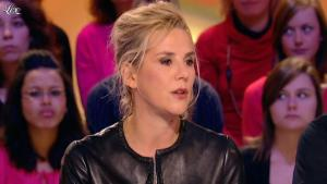 Laurence Ferrari dans le Grand Journal de Canal Plus - 03/02/12 - 09