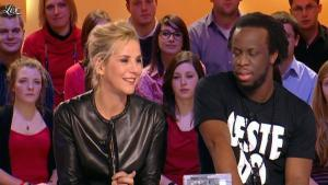 Laurence Ferrari dans le Grand Journal de Canal Plus - 03/02/12 - 10
