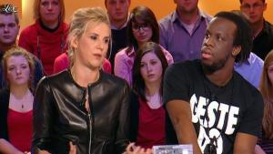 Laurence Ferrari dans le Grand Journal de Canal Plus - 03/02/12 - 12