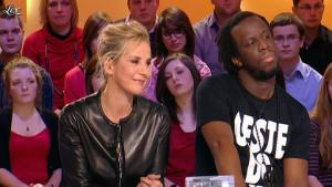 Laurence Ferrari dans le Grand Journal de Canal Plus - 03/02/12 - 14