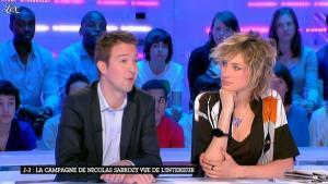 Pauline Lefèvre dans la Nouvelle Edition - 03/05/12 - 01