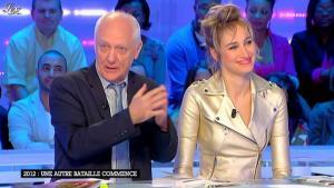 Pauline Lefèvre dans la Nouvelle Edition - 15/03/12 - 05