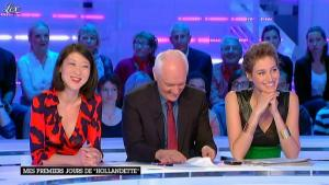 Pauline Lefèvre dans la Nouvelle Edition - 21/05/12 - 07