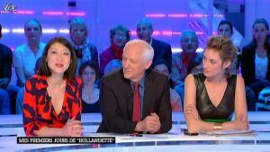 Pauline Lefèvre dans la Nouvelle Edition - 21/05/12 - 08