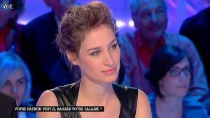 Pauline Lefèvre dans la Nouvelle Edition - 21/05/12 - 09