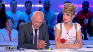 Pauline Lefèvre dans la Nouvelle Edition - 27/04/12 - 05
