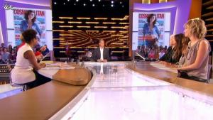 Pauline Lefèvre dans le Grand Journal de Canal Plus - 22/03/12 - 01