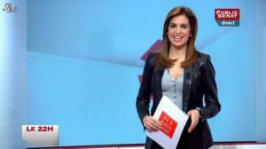 Sonia Mabrouk dans le 22h - 04/01/12 - 01