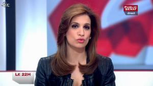 Sonia Mabrouk dans le 22h - 16/04/12 - 02