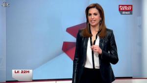 Sonia Mabrouk dans le 22h - 21/05/12 - 01