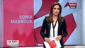 Sonia Mabrouk dans le 22h - 21/05/12 - 02