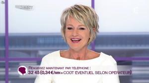 Sophie Davant dans c'est au Programme - 27/01/12 - 01