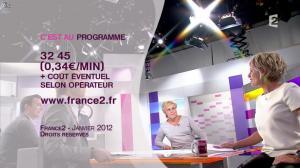 Sophie Davant dans c'est au Programme - 27/01/12 - 04