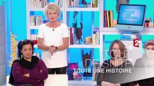 Sophie Davant dans Toute une Histoire - 02/02/12 - 02