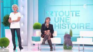 Sophie Davant dans Toute une Histoire - 02/02/12 - 04
