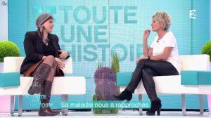 Sophie Davant dans Toute une Histoire - 02/02/12 - 07