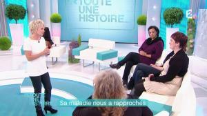Sophie Davant dans Toute une Histoire - 02/02/12 - 08