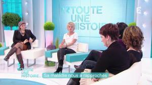 Sophie Davant dans Toute une Histoire - 02/02/12 - 10
