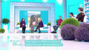 Sophie Davant dans Toute une Histoire - 03/02/12 - 04
