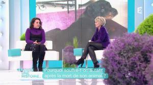 Sophie Davant dans Toute une Histoire - 03/02/12 - 05