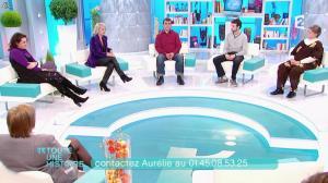 Sophie Davant dans Toute une Histoire - 03/02/12 - 07