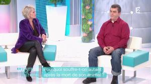 Sophie Davant dans Toute une Histoire - 03/02/12 - 08