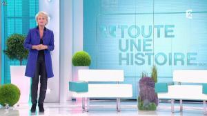 Sophie Davant dans Toute une Histoire - 08/02/12 - 02