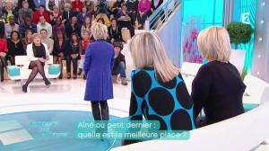 Sophie Davant dans Toute une Histoire - 08/02/12 - 03
