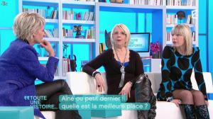 Sophie Davant dans Toute une Histoire - 08/02/12 - 07