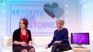 Sophie Davant dans Toute une Histoire - 13/02/12 - 01