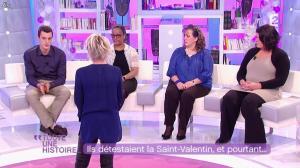 Sophie Davant dans Toute une Histoire - 13/02/12 - 05