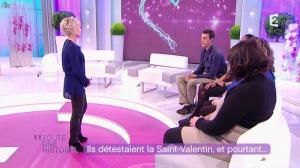 Sophie Davant dans Toute une Histoire - 13/02/12 - 06