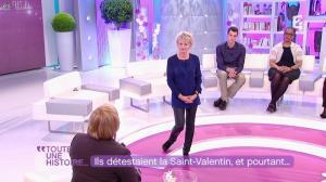 Sophie Davant dans Toute une Histoire - 13/02/12 - 08