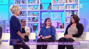 Sophie Davant dans Toute une Histoire - 13/02/12 - 10