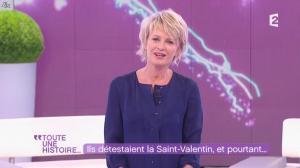 Sophie Davant dans Toute une Histoire - 13/02/12 - 11