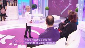 Sophie Davant dans Toute une Histoire - 14/02/12 - 05