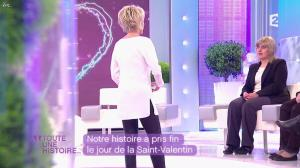Sophie Davant dans Toute une Histoire - 14/02/12 - 06
