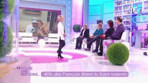 Sophie Davant dans Toute une Histoire - 14/02/12 - 07