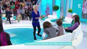 Sophie Davant dans Toute une Histoire - 25/01/12 - 02