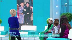 Sophie Davant dans Toute une Histoire - 25/01/12 - 04