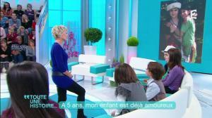 Sophie Davant dans Toute une Histoire - 25/01/12 - 06