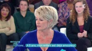 Sophie Davant dans Toute une Histoire - 25/01/12 - 09