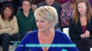 Sophie Davant dans Toute une Histoire - 25/01/12 - 10