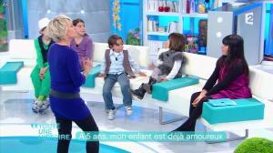 Sophie Davant dans Toute une Histoire - 25/01/12 - 11