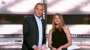 Valérie Amarou dans la Quotidienne du Cinema - 02/09/11 - 07