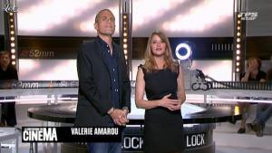 Valérie Amarou dans la Quotidienne du Cinema - 03/06/11 - 02