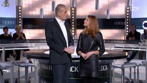 Valérie Amarou dans la Quotidienne du Cinema - 04/11/10 - 01
