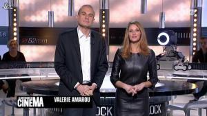 Valérie Amarou dans la Quotidienne du Cinema - 04/11/10 - 04